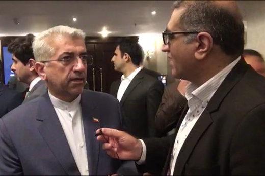 فیلم   توضیحات اردکانیان وزیر نیرو درباره توافقهای جدید ایران و روسیه