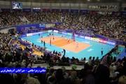 تصاویر | دیدار ایران و روسیه در لیگ ملتهای والیبال