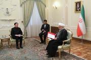 روحاني: الصين يمكنها ان تلعب دورا مهما جدا في حفظ الاتفاق النووي