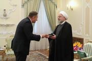 روحاني: العلاقات بين طهران ووارسو عريقة وتاريخية