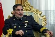 شمخاني: ايران مسؤولة عن أمن الخليج الفارسي ومضيق هرمز