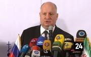 توسيع التعاون بين منطقة القوقاز الشمالي الروسي مع إيران