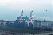 فیلم | رقابت جهانی هواپیماهای تک موتوره در روسیه