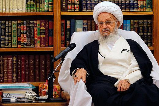 توصیه آیتالله مکارم شیرازی به رئیسجمهور: نسبت به حضور در برخی مراسمات احتیاط کنید