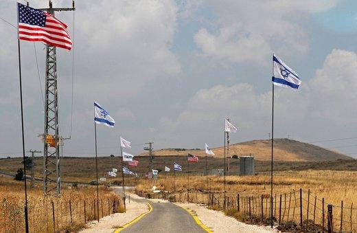 نتانیاهو شهرکی در جولان را به اسم ترامپ زد
