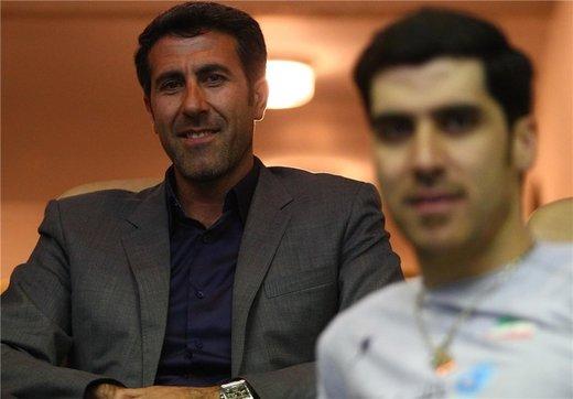 بهنام محمودی: صدر جدولیم اما جایگاه واقعی والیبال ما ششم تا نهم دنیاست