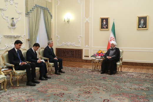 Tehran vows to broaden ties with Dushanbe: President