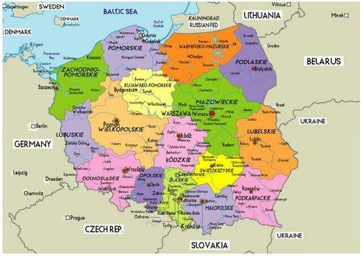 مناطق استقرار نیروهای جدید آمریکا در لهستان تعیین شد
