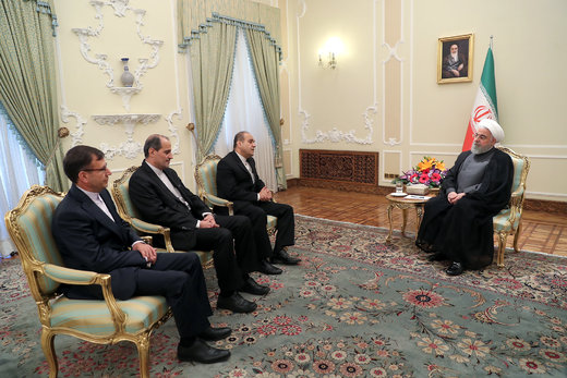 President Rouhani calls for increase of foreign investments