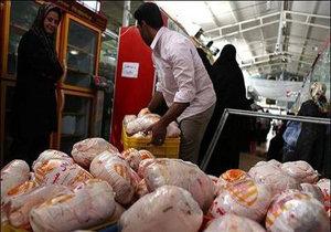 نرخ مرغ در حال فرود است، کیلویی کمتر از ۱۱.۰۰۰ تومان