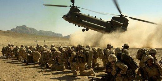 انگلیس دلیل اعزام تفنگداران دریایی به خلیج فارس را توضیح داد