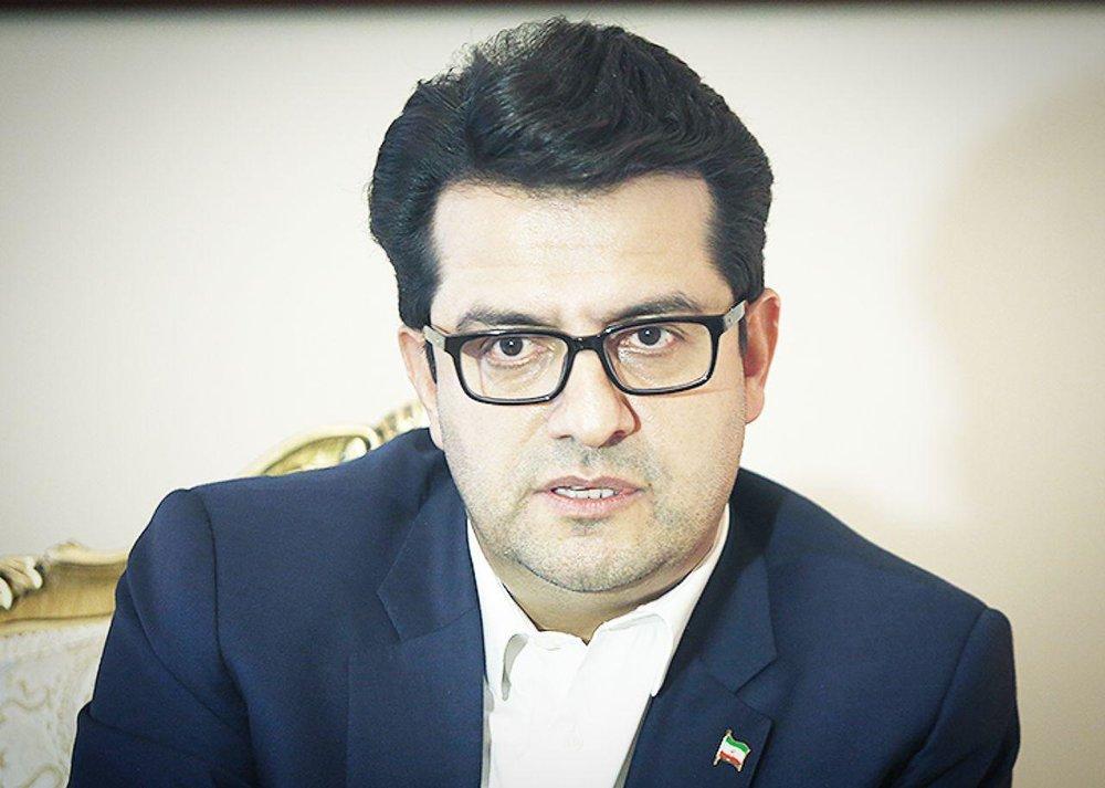 ایران از تلاشهای فرانسه برای حفظ برجام استقبال کرد