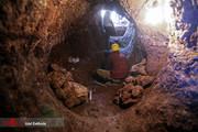 تصاویر | کشف بخشی از معبد لائودیسه در نهاوند