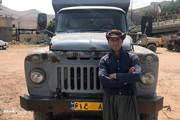 تصاویر | باربری با کامیونهایی که از صاحبانشان پیرتر هستند