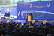 روحاني: البلاد تشهد كل يوم انجازا جديدا رغم الضغوط