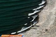 تصاویر | بزرگترین دریاچه بیابانی جهان را ببینید