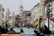 تصاویر | اتفاقی عجیب در ونیز که هر سال همه چیز را بههم میریزد!
