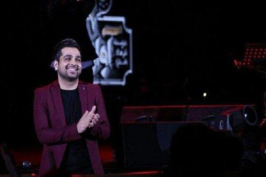 کنسرت فرزاد فرخ در بجنورد با حکم دادستان لغو شد