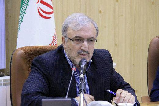 وزیر بهداشت و درمان و آموزش پزشکی: استاندار البرز نگاه مثبتی به رونق تولید دارد