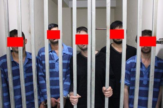 دستگیری سارقان مغازه یک میلیاردی از بازار تهران
