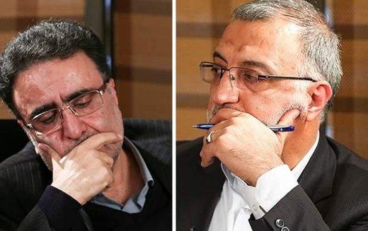 زاکانی خطاب به تاجزاده: نجفی یک قاتل جانی است/دولت دوم احمدینژاد به اصلاحطلبان نزدیک شد/ چرا میلرزی، ترسیدی؟!