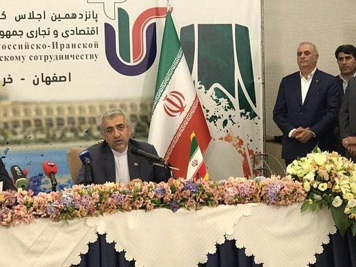 وزير الطاقة: إيران مستعدة لعرض منتجاتها باعفاءات جمركية