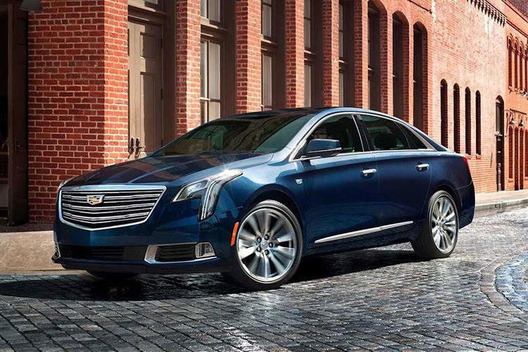 Cadillac XTS / کادیلاک