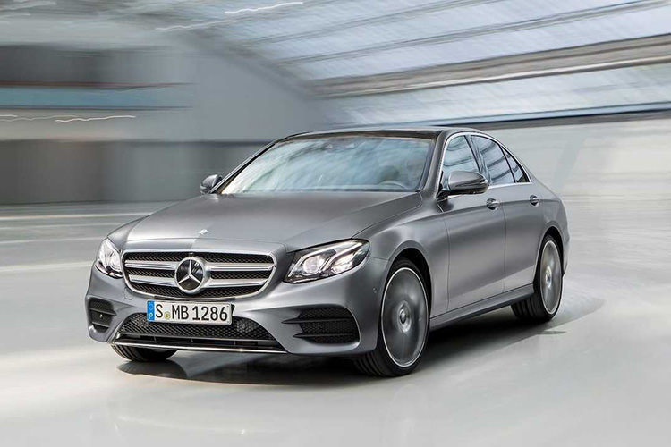 Mercedes-Benz E-Class / مرسدس بنز کلاس ای