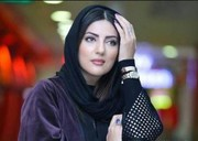 عکس | طناب دار دور گردن هلیا امامی
