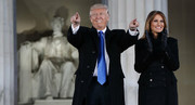 ترامپ از اقدام وزارت خارجه علیه هیلاری کلینتون قدردانی کرد