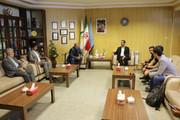 بازدید نمایندگان ایافسی از امکانات ارومیه برای میزبانی مسابقات فوتسال آسیا