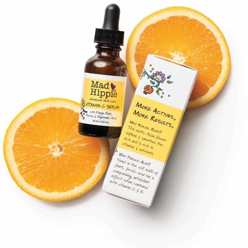 فواید سرم ویتامینC/ سرم ویتامینسیبرای روشنتر کردن پوست