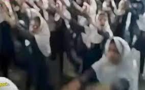 حالا که  آهنگ خوانده اید از مدرسه اخراجید!