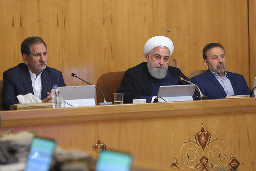Rouhani: US anti-Iran sanctions, crime against humanity