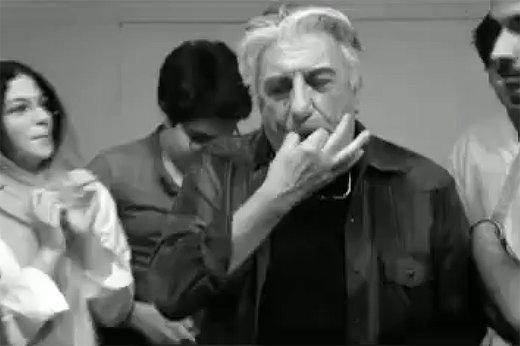 فیلم | گلایه جدی رضا کیانیان از رشیدپور: جای «ب-ز»، «ر-ز» شفاف بگو کدام پول کثیف!