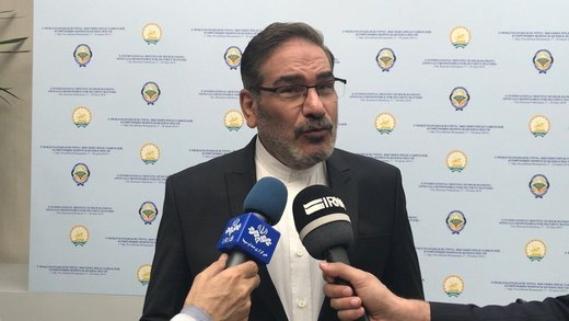 Shamkhani says US aims to damage Iran by economic war