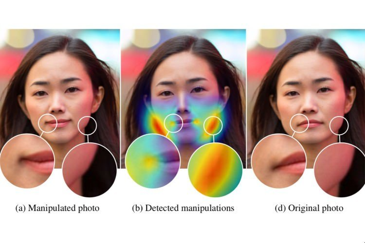 هوش مصنوعی ادوبی تصاویر جعلی و دستکاریشده را شناسایی میکند!
