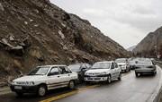 از ترافیک هراز و چالوس چه خبر؟