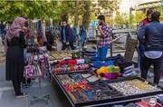 شهرداری تهران: مغازهداران پیادهرو چهارراه ولیعصر (عج) را اجاره میدهند
