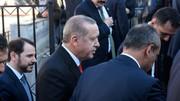 وعده اردوغان  برای پیگیری پرونده مرگ مرسی