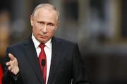 پوتین خواستار همکاری بینالمللی برای مقابله با سلاحهای شیمیایی و بیولوژیکی شد