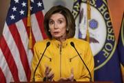 نانسی پلوسی: من را در جریان حمله به ایران قرار ندادند
