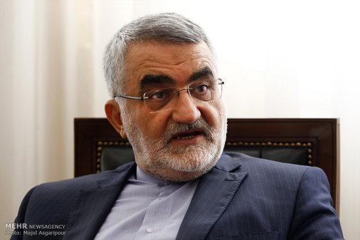 ایران وارد مذاکره مجدد با آمریکا و اروپاییها خواهد شد؟/ پاسخ بروجردی را بخوانید