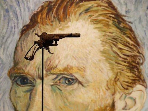 مشهورترین اسلحه هنری جهان به فروش رفت/ عکس