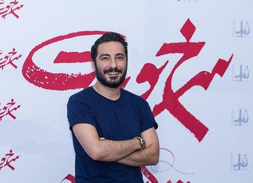 تصاویر | بازار داغ سلفی و عکس یادگاری با نوید محمدزاده در اکران مردمی «سرخپوست»