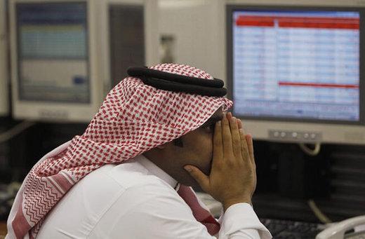 بورس عربستان سقوط کرد
