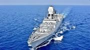 ناوهای هند در راه دریای عمان و خلیج فارس: باید از کشتیهای تجاری محافظت کنیم