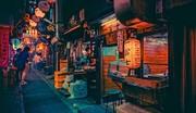 تصاویر | توکیو هرگز نمیخوابد!