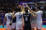 والیبال قهرمانی آسیا؛ ایران انتقام استرالیا را از چین گرفت!