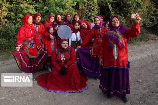 جشنواره بهار روستا و عشایر استان گلستان
